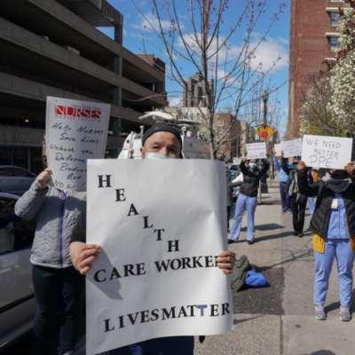 10 ملايين فقدوا وظائفهم في آذار | أميركا vs «كورونا»: نقص الإمدادات الطبية وإقبال على التسلّح!