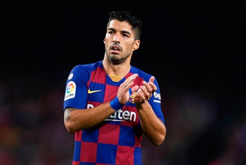 سواريز خائب بعد الاتّهامات بحق لاعبي برشلونة