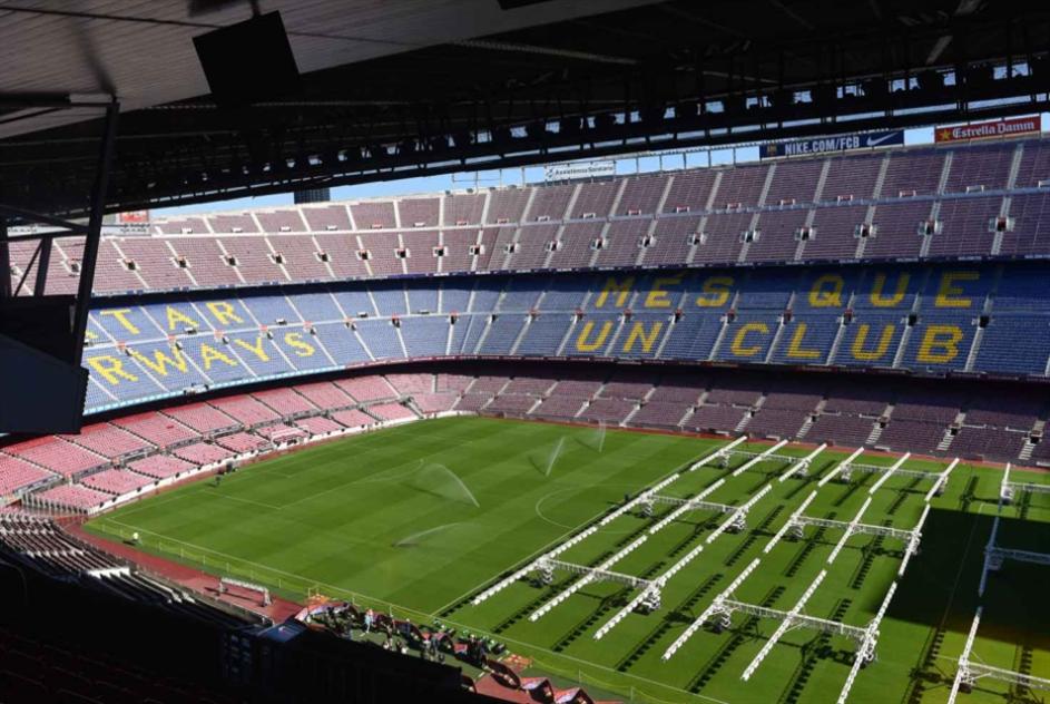 خسائر برشلونة تجاوزت 130 مليون يورو