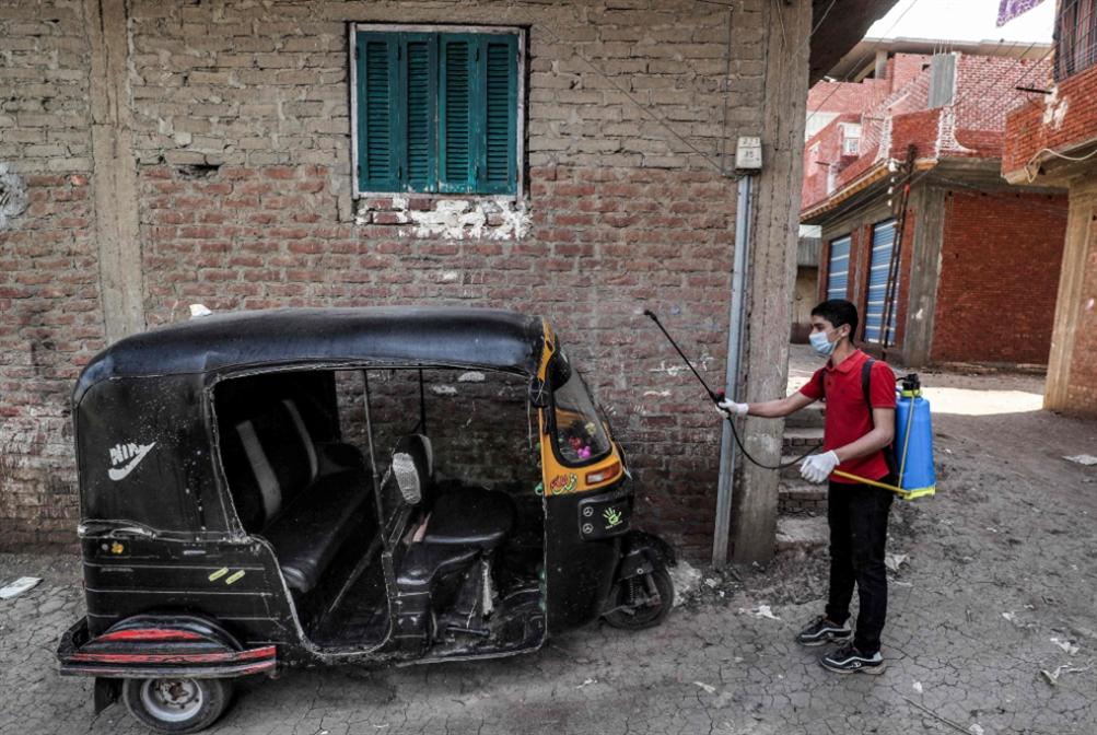 «كيبوتسات» للعمال في مصر: عجلة الإنتاج أهم من السلامة!