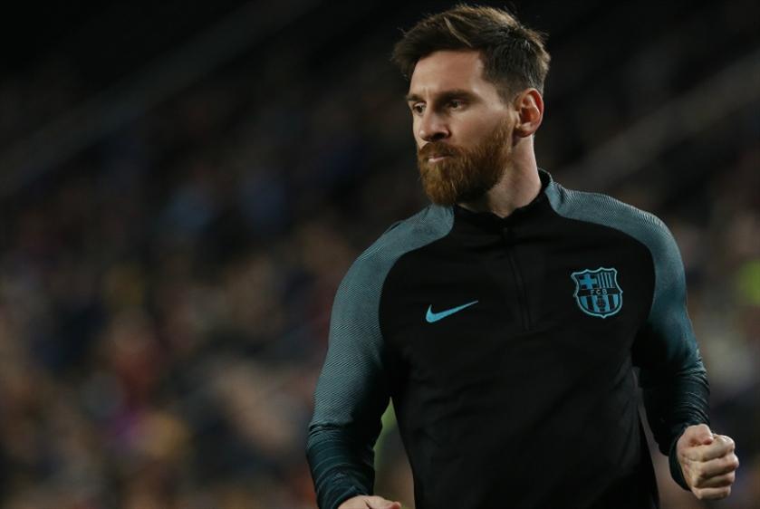 إنتر يفاوض برشلونة لضمّ ميسي