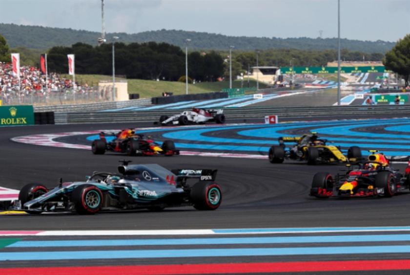 السباق الأول في حزيران... «فورمولا 1» من دون جمهور
