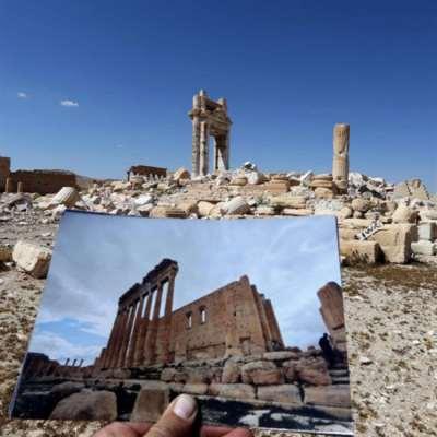 سرقة الآثار من سوريا إلى العراق: شرق المتوسط... حضارة في مهبّ   اللصوص