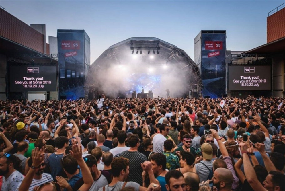 برشلونة: إلغاء مهرجان «سونار» للموسيقى الإلكترونية