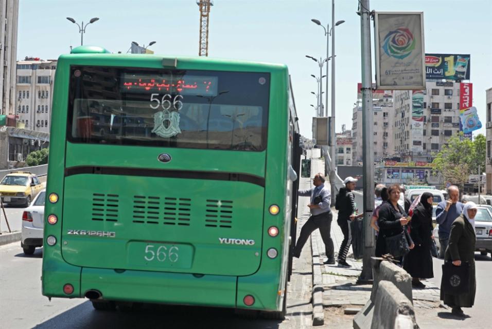 سوريا | النقل الجماعي يعود... وتقنين جزئي في دعم المحروقات