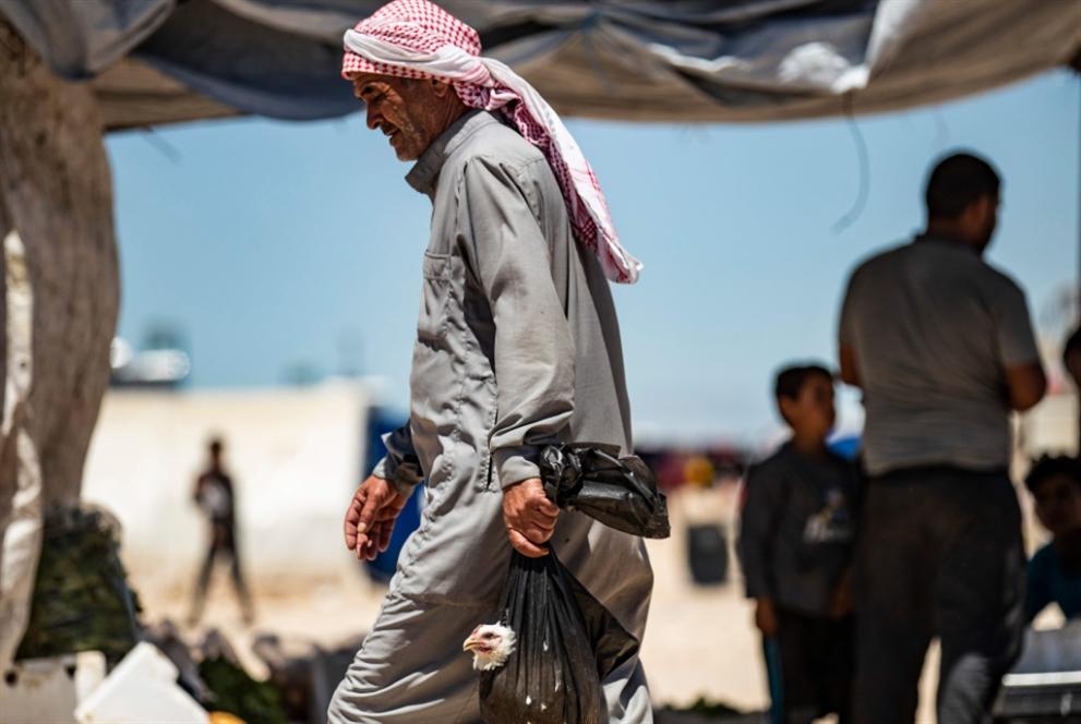 في مواجهة «غلاء» كورونا: سوريون يأكلون لمجرّد الشبع!