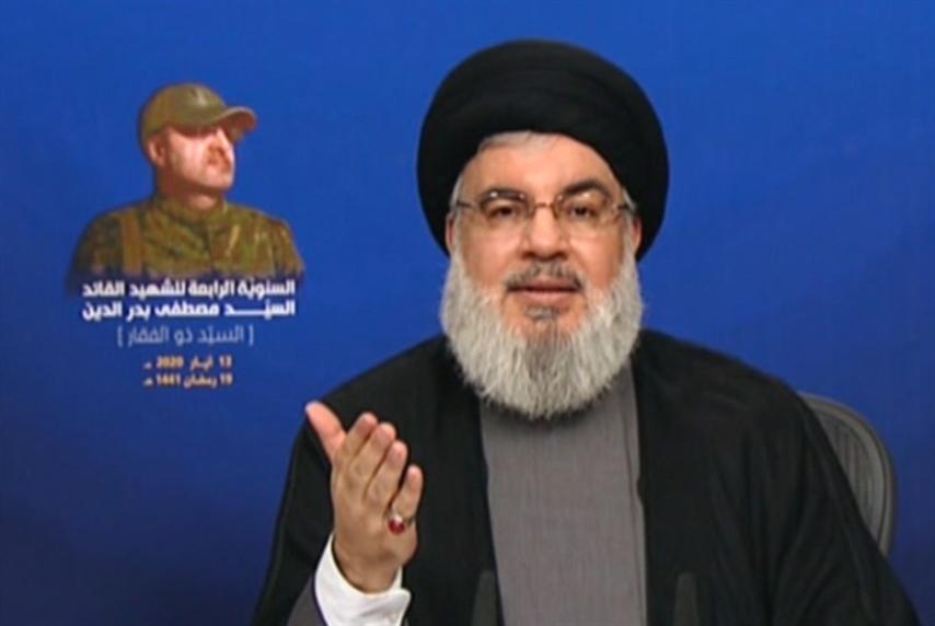نصر الله: رعب العدوّ من تطوّرات سوريا... قد يقوده إلى مغامرة غير محسوبة
