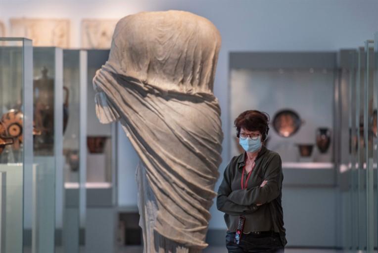 متاحف توثّق مرحلة الإغلاق