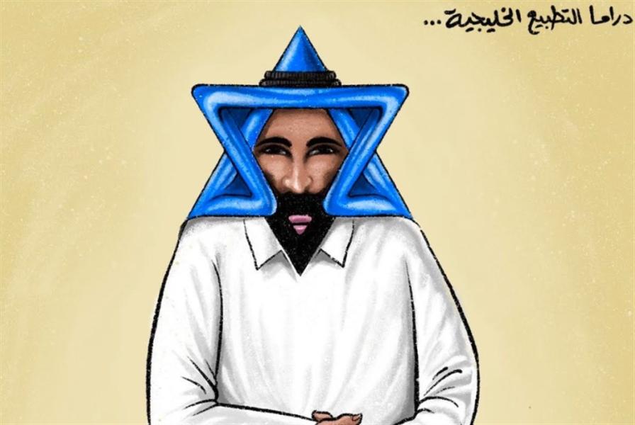 بلبلة في «العربية»: استضافة كاريكاتوريست يهاجم المملكة