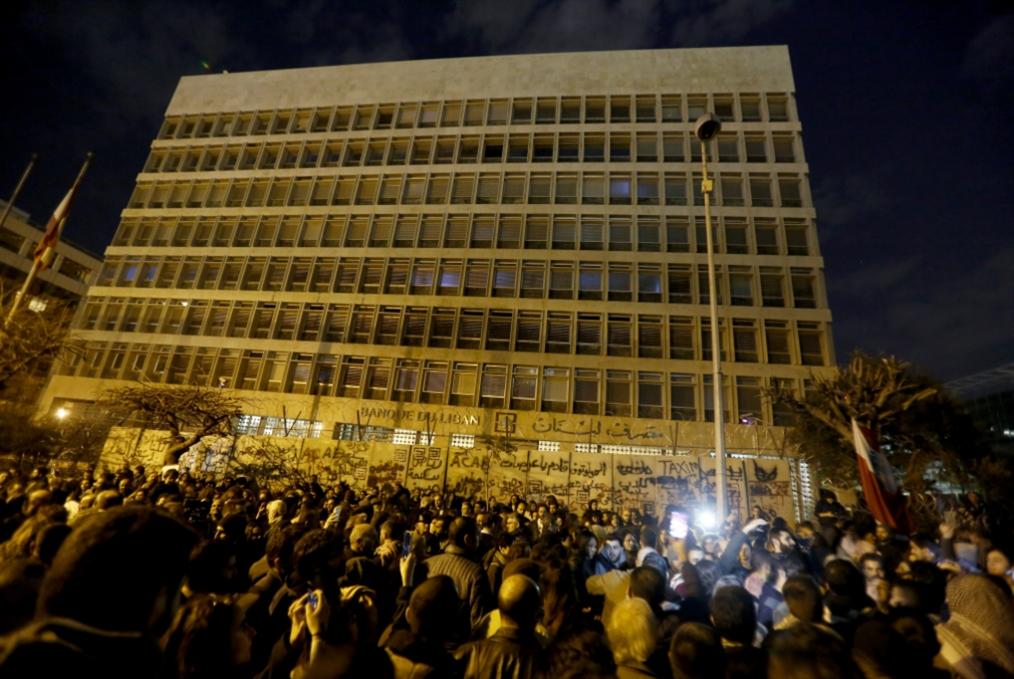 مزرعة مصرف لبنان: تهريب دولارات أيام العطلة!