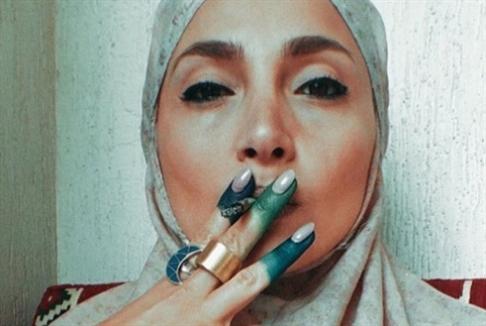زيد حمدان ولين أديب: «تحت الورد»