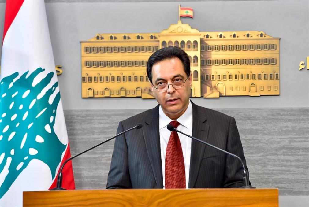 الحريري يجمع رؤساء الحكومات: دياب  غريمنا