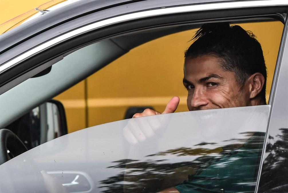 رونالدو يعود إلى التدريبات