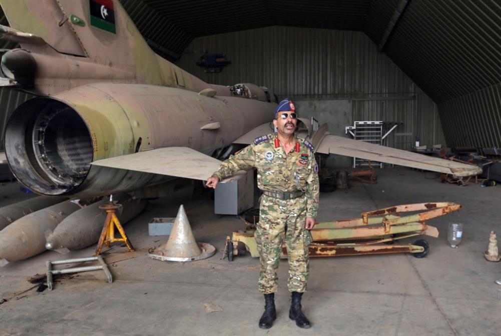 «انكفاء» قوات حفتر: ترتيبات «خفض تصعيد» دوليّة في ليبيا