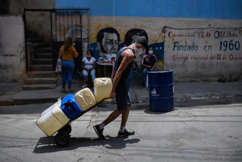 «لا خطط» أميركية لإيقاف الشحنات الإيرانية إلى فنزويلا