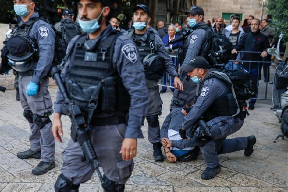 تل أبيب: ردّ فعل الشارع الفلسطينيّ لن يكون متوقّعاً