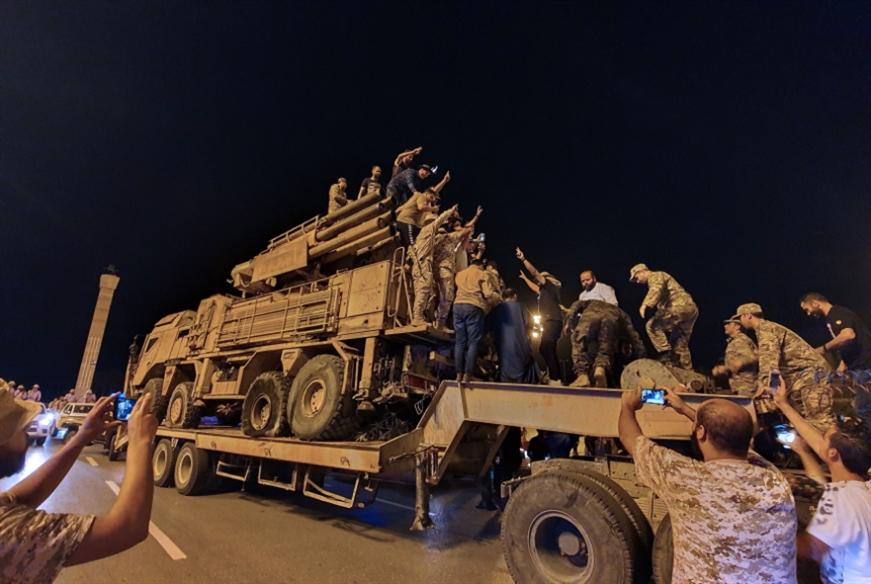 ليبيا | واشنطن «تعود» من بوابة طرابلس... وعينها على عسكر موسكو