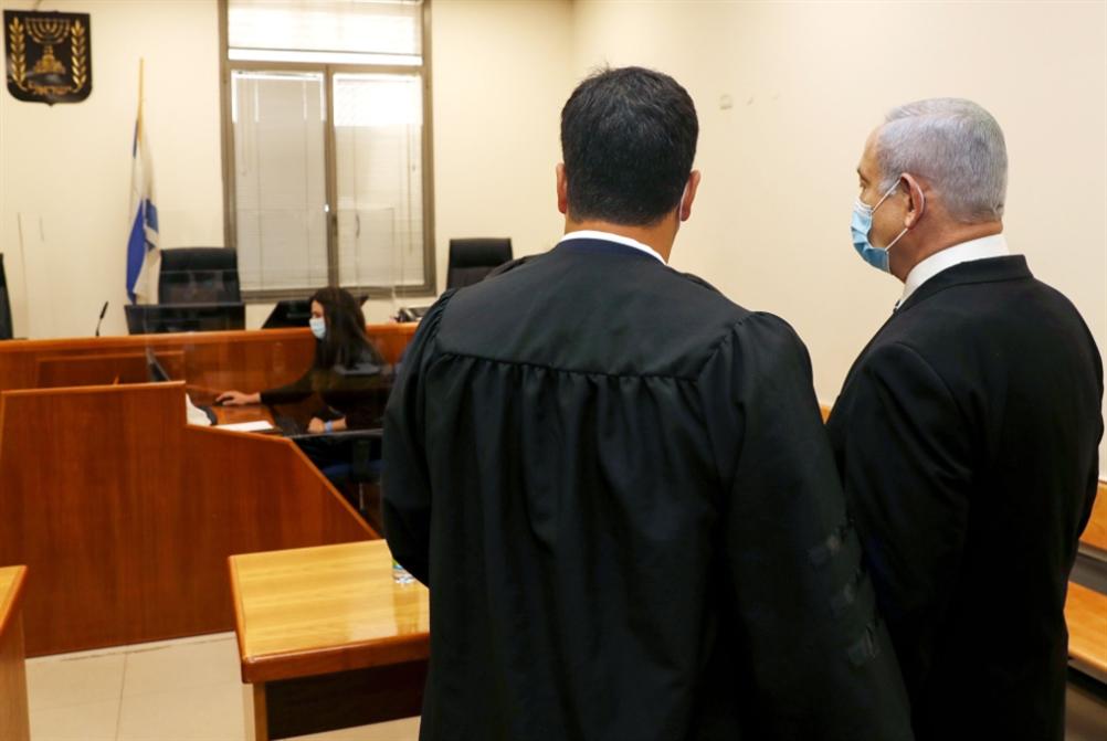 نتنياهو أمام المحكمة: التأخير لم يعفِ من المثول