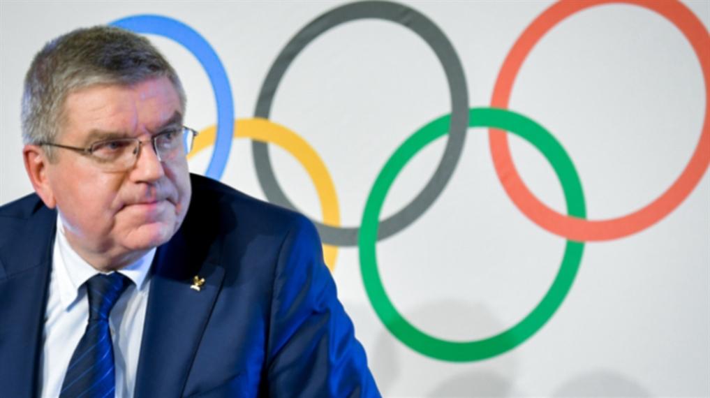 صورة باخ يُشرك العائلة الأولمبية في آثار أزمة كورونا