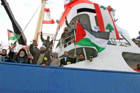 عشر سنوات على أسطول الحرية