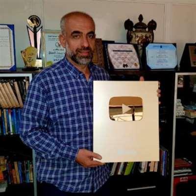 «مركز بيروت للإنتاج»: درع يوتيوب الذهبي