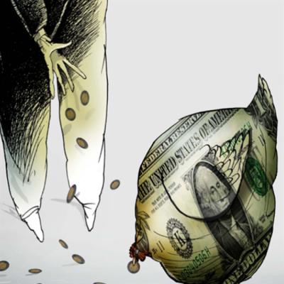 النيوليبرالية vs الصّين   [4]: إعادة توزيع الموارد