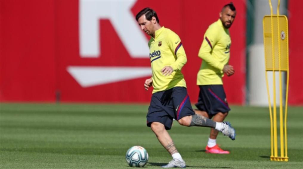 صورة ميسي: كرة القدم ستتغيّر بعد كورونا