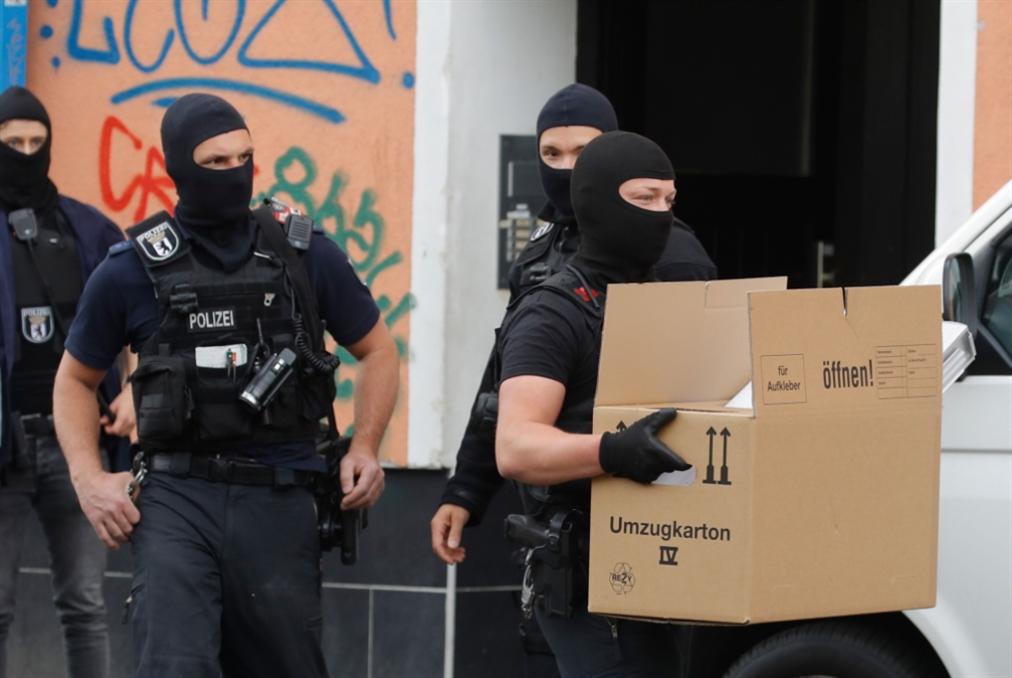 ألمانيا «يُحرّكها» الموساد الإسرائيلي