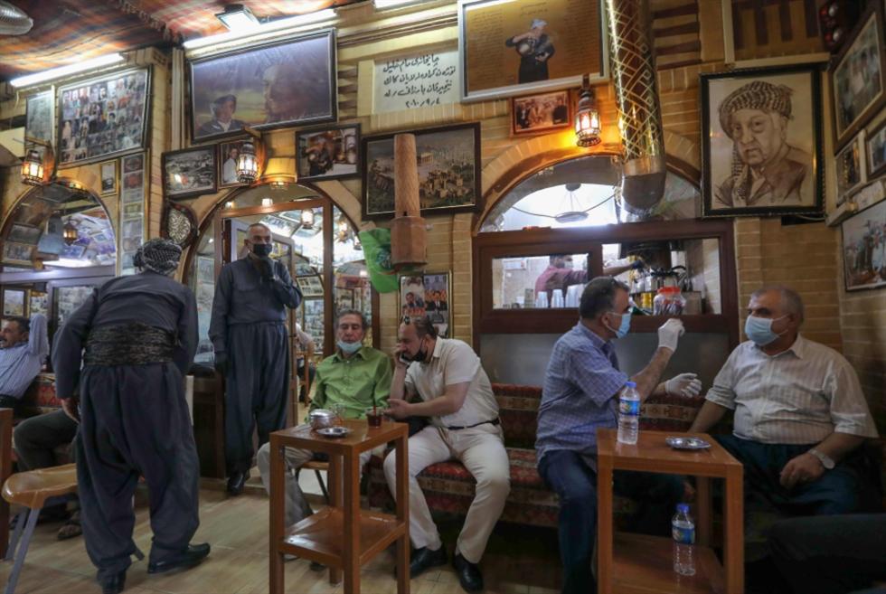 أصداء «قيصر» في بغداد: ابتعدوا عن طهران ودمشق
