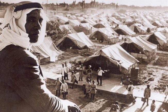 موسوعة المخيمات الفلسطينية: توثيق الماضي والحاضر