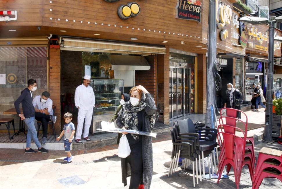 إصابات «كورونا» الجديدة في إيران تلامس 3 آلاف