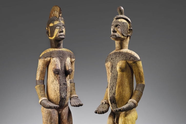 مزادات «كريستيز» للفن الأفريقي المنهوب؟