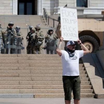«الحرس الوطني»: السيطرة «الناعمة» على الحشود