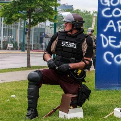 انتفاضة جورج فلويد ومطلب إصلاح الشرطة: الاحتجاجات تصطدم بترامب... والنظام الفدرالي