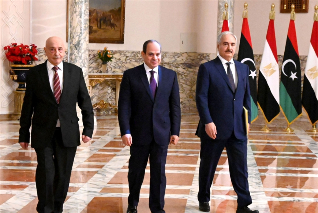 الحرب الليبية: ضغط خليجي لتدخل مصري عسكري علني