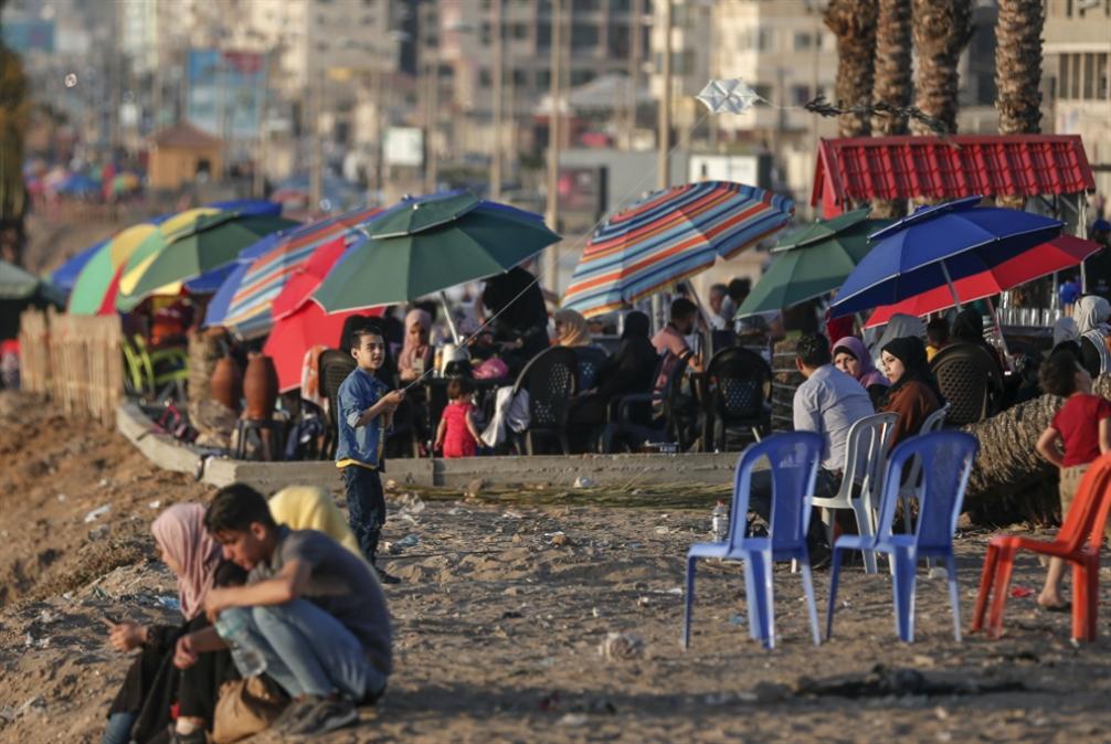 التصعيد في غزّة يحلحل المنحة القطرية؟