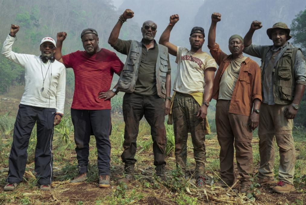 فيلمه الجديد «اخوة الدم الخمسة» مانيفستو سياسي من جحيم حرب فيتنام: سبايك لي في قلب الانتفاضة  السوداء