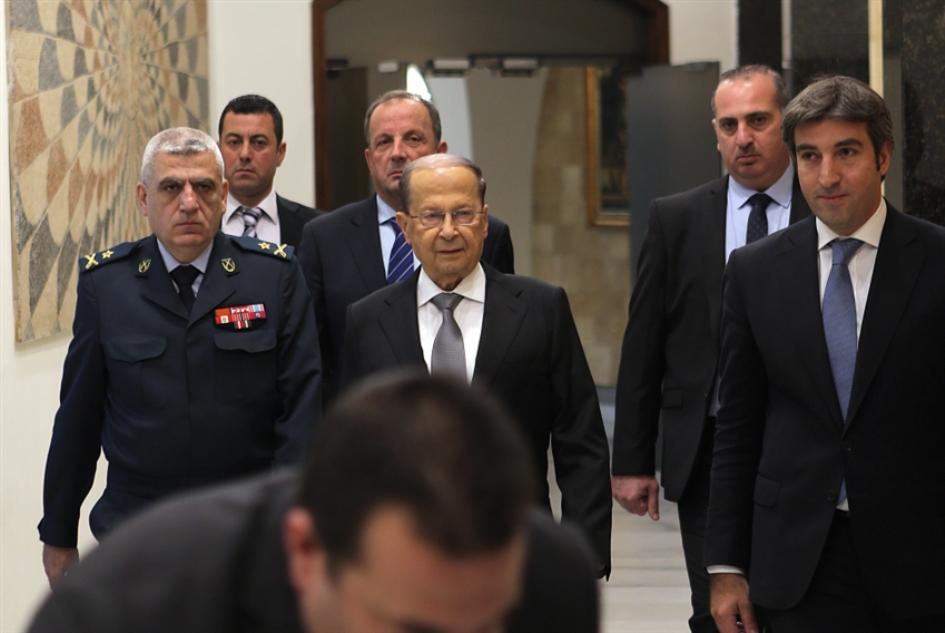 رئيس الحكومة: عون لا يريد إقالة الحاكم