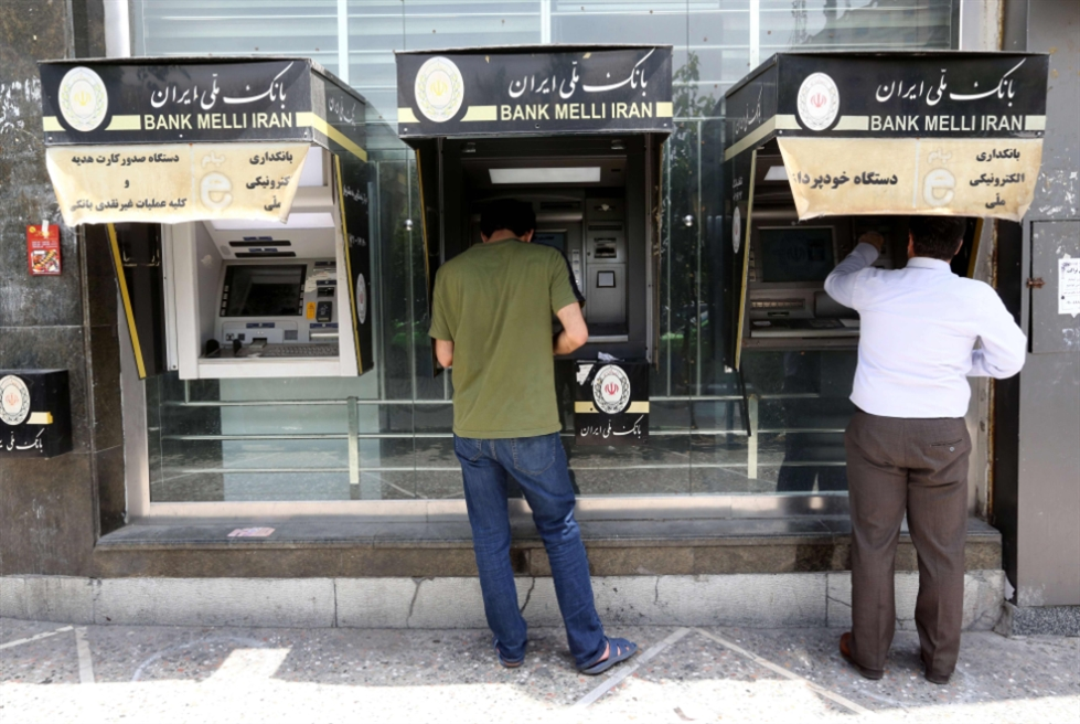 إيران   هبوط قياسي لسعر التومان