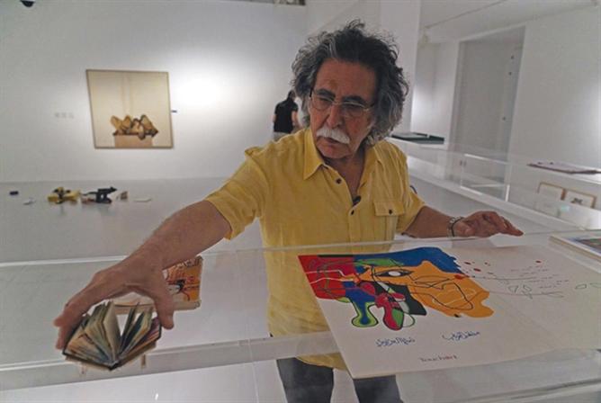«يأس وأمل» في «نابو»: الفن شاهداً على الحرب والتاريخ