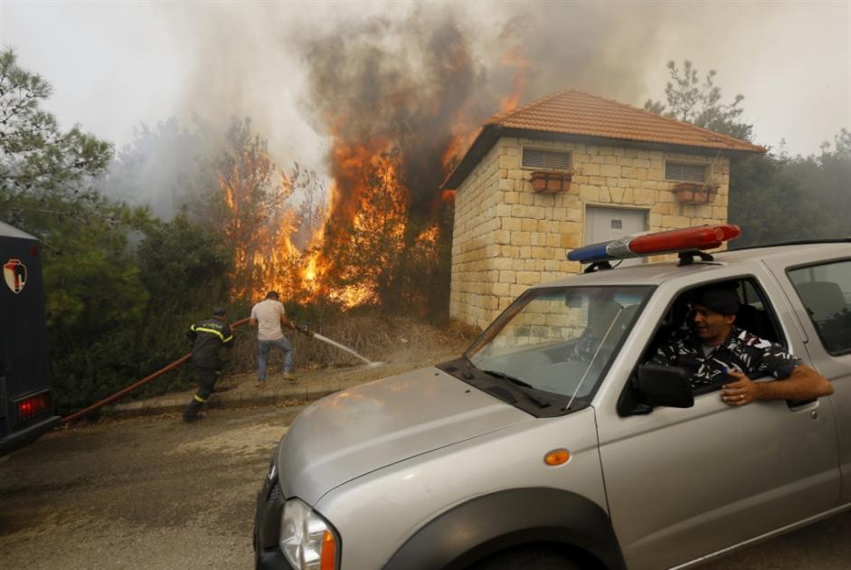 الـ«سيكورسكي» للبيع: لا زالت الحرائق في دياركم عامرة!