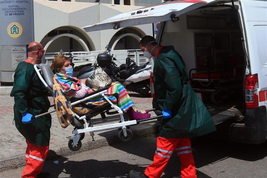 العدّاد إلى 1662: المستشفيات تحمّل المرضى ثمن مستلزمات الوقاية