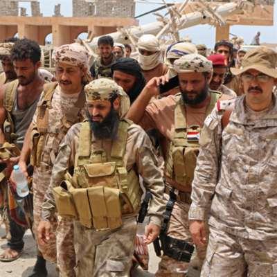 اليمن   تجدّد اشتباكات أبين رغم «الرقابة» السعودية