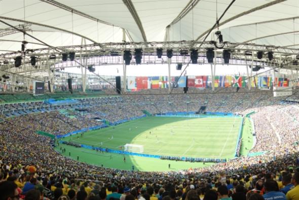 عودة سريعة لجماهير البرازيل