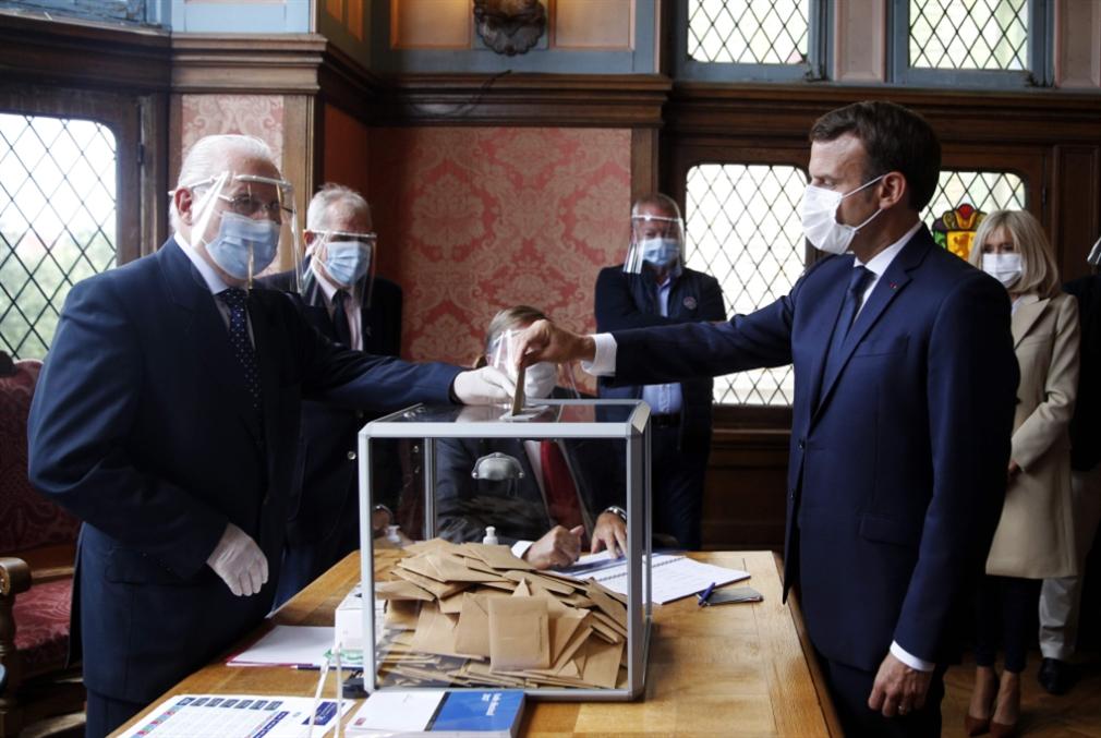 انتخابات محلّية باهتة: «الخُضر» يهزم حزب ماكرون