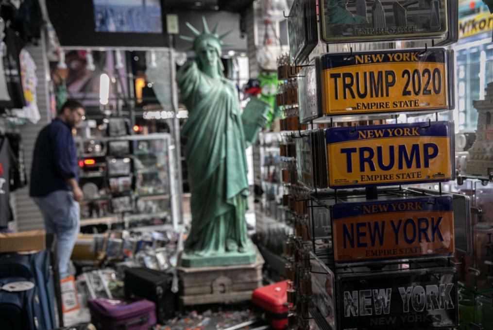 ترامب يهدد الأميركيين: سأقمعكم بالعسكر!