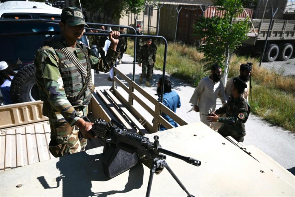 القوات الأميركية تستهدف حركة «طالبان»