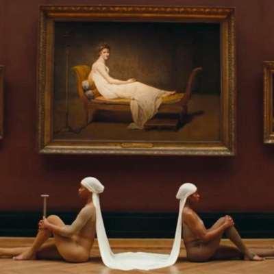 الجسد المستعمَر في الفن: صورٌ وتنـميطات لتبديد القلق الأميركي