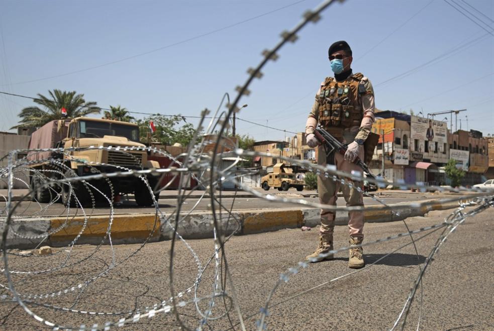 قاآني في بغداد: طهران تدعم «سيادة العراق»