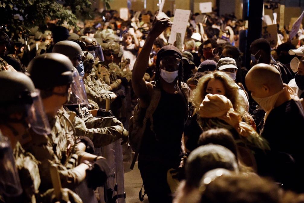 الانتفاضة الأكبر منذ مارتن لوثر كينغ: روح الشعب متلهّفة للتغيير